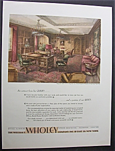 1931  William  F.  Wholey  Company (Image1)