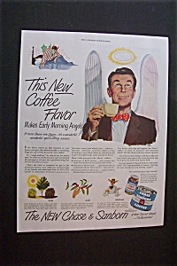 1948  Chase & Sanborn  Coffee (Image1)