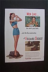 1948  Equire  Socks (Image1)