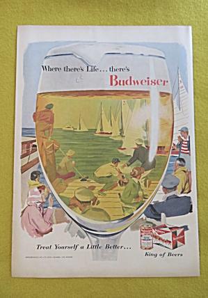 1956  Budweiser  Beer (Image1)