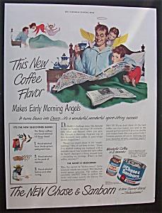 1949  Chase  &  Sanborn  Coffee (Image1)