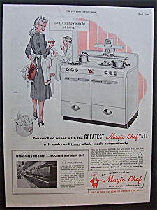 1949  Magic  Chef  Range (Image1)