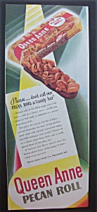 1946 Queen Anne Pecan Roll