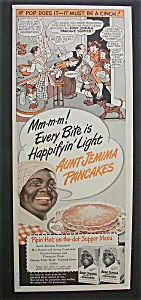 1948 Aunt Jemima Ready Mix