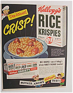 1948 Kellogg's Rice Krispies