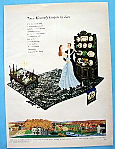 1948 Lees Carpets with Woman & Man Dancing (Image1)