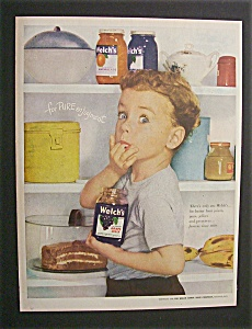 1948 Welch's Grape Jelly