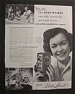 1949 Bell & Howell With Jane Wyman