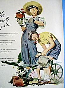 Vintage Ad: 1949 Kotex (Image1)