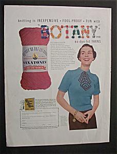 1950  Botany  Yarn (Image1)