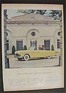 1951 Dual Ad:  Packard  &  Tareyton  Cigarettes (Image1)