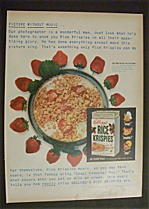 1951 Kellogg's Rice Krispies