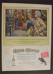 1951  Old  Crow  Whiskey (Image1)