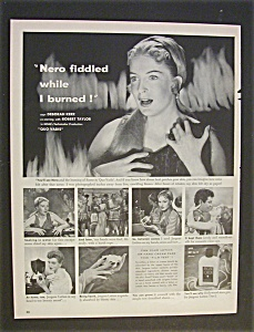 1952 Jergens Lotion With Deborah Kerr