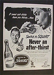Vintage Ad: 1952  Switch  To   Squirt (Image1)