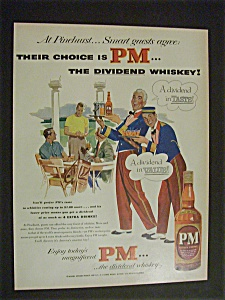 1952 Pm Whiskey