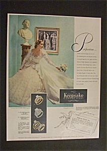 1952  Keepsake  Diamond  Rings (Image1)