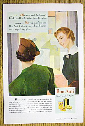 1935 Bon Ami Powder with Women Talking (Image1)