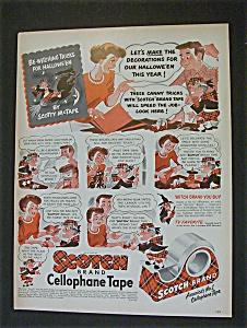 1951  Scotch  Cellophane  Tape (Image1)
