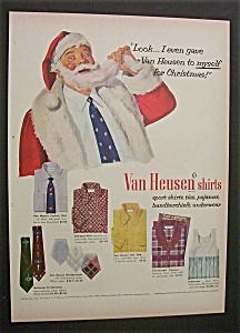 1952  Van  Heusen  Shirts (Image1)