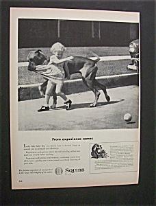 Vintage Ad: 1952  Squibb (Image1)