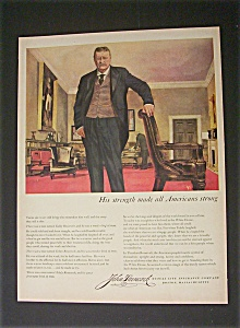 Vintage Ad: 1952 John Hancock Ins. & REO Motors (Image1)