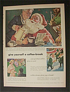1952  Coffee  with  Santa  Claus (Image1)