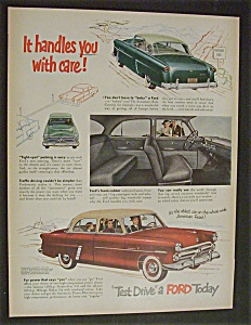 1952 Ford with Variety Of Different Fords (Image1)