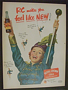 1952 Royal Crown Cola