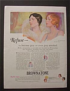 1926   Brownatone (Image1)