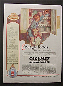 1928  Calumet  Baking  Powder (Image1)