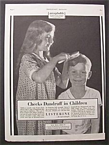 1928   Listerine  Antiseptic (Image1)