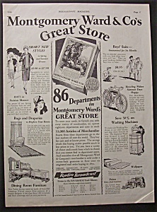 1928 Montgomery Ward & Co.