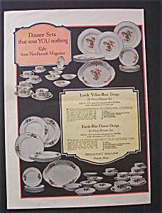 1928  Dinner  Sets (Image1)