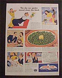 1940  Birds  Eye  Frosted  Foods (Image1)