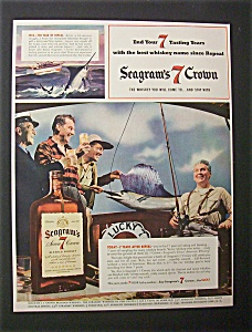 1941 Seagram's 7 Crown