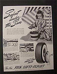 Vintage Ad: 1941 Fisk Tires (Image1)