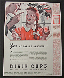 1941  Dixie  Cups (Image1)