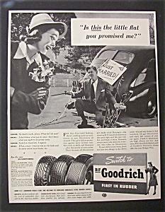 Vintage Ad: 1941  B. F.  Goodrich (Image1)