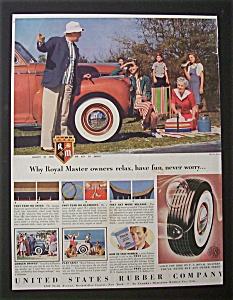 Vintage Ad: 1941 U. S. Rubber Company (Image1)