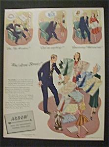 1941  Arrow  Shirts (Image1)