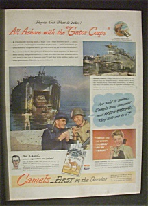 1944  Camel  Cigarettes (Image1)