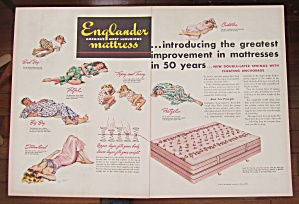 1947 Englander Mattress a Variety of Different People  (Image1)