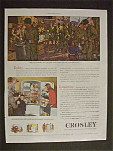 1944  Crosley Refrigerator (Image1)