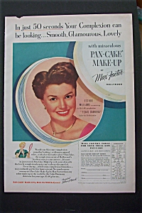 Vintage Ad: 1951 Max Factor With Esther Williams