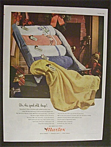 1944  Martex  Towels (Image1)