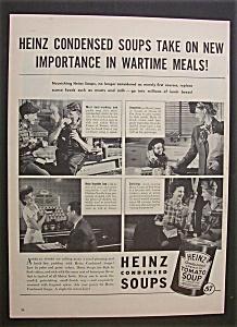 1944   Heinz  Condensed  Soups (Image1)