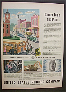 Vintage Ad: 1944 United States Rubber Company (Image1)