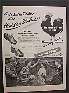 1944 Weather - Bird Shoes