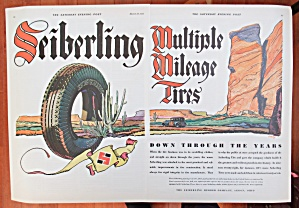 1929 Seiberling Tires with Multiple Mileage Tires  (Image1)
